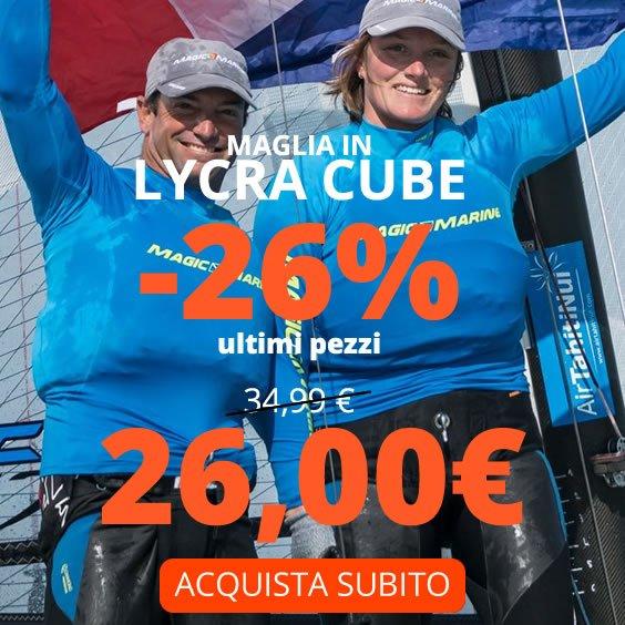 OFFERTA Maglia in lycra Cube