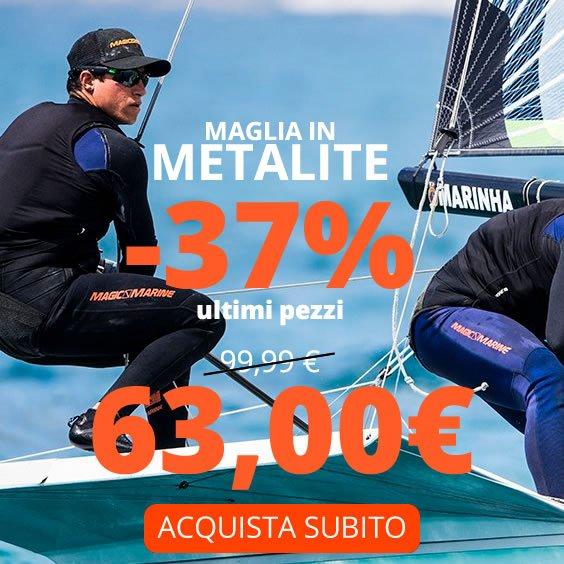OFFERTA Maglia in metalite