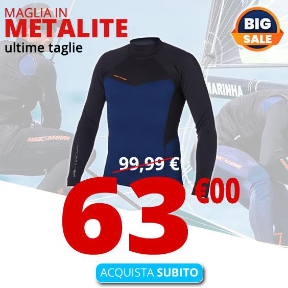 Maglia in metalite