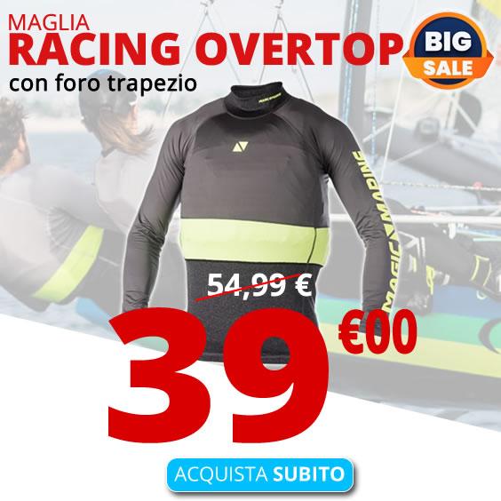 Maglia elasticizzata Racing Overtop