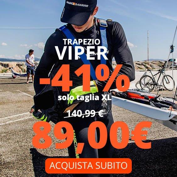 OFFERTA Trapezio Viper