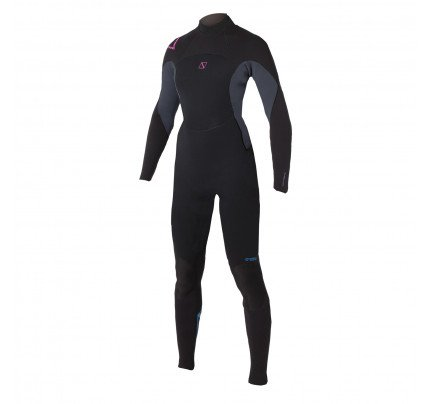 Magic Marine-MM-15001.160205-Muta da donna Brand Fullsuit manica e gamba lunga 5/4mm-21