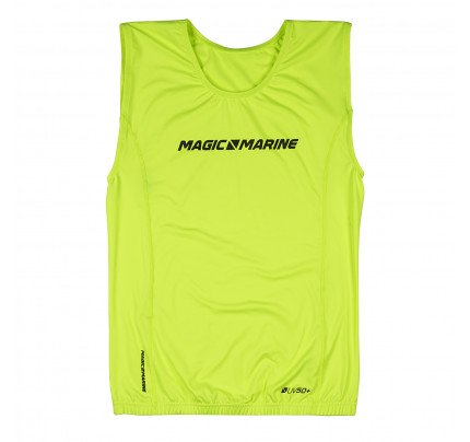 Magic Marine-MM-15001.180045-Maglietta Brand in Nylon senza maniche taglia unica-21