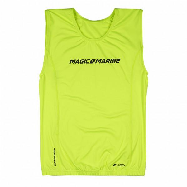 Magic Marine-MM-15001.180045-Maglietta Brand in Nylon senza maniche taglia unica-31